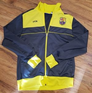 Other - Barcelona FORCA BARCA track jacket